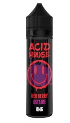 ACID HOUSE - RED BERRY ASTAIRE 50ml SHORTFILL E-LIQUID