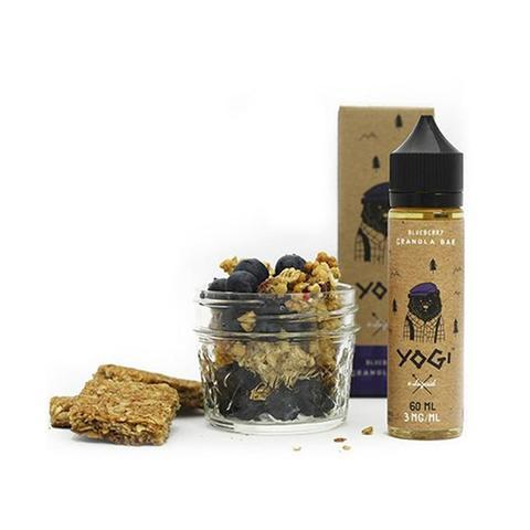 YOGI - BLUEBERRY GRANOLA 50ml SHORTFILL E-LIQUID