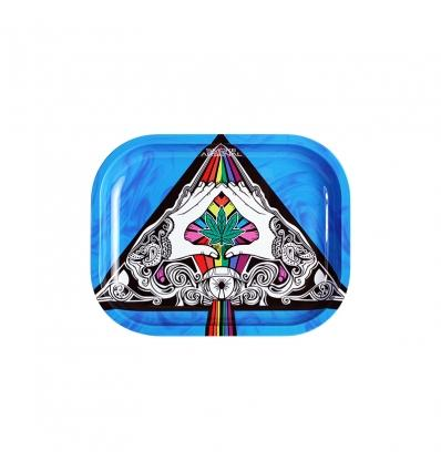 ALL SEEING EYE ROLLING TRAY