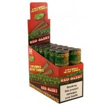 CYCLONES PRE ROLLED HEMP BLUNT CONES - RED ALERT