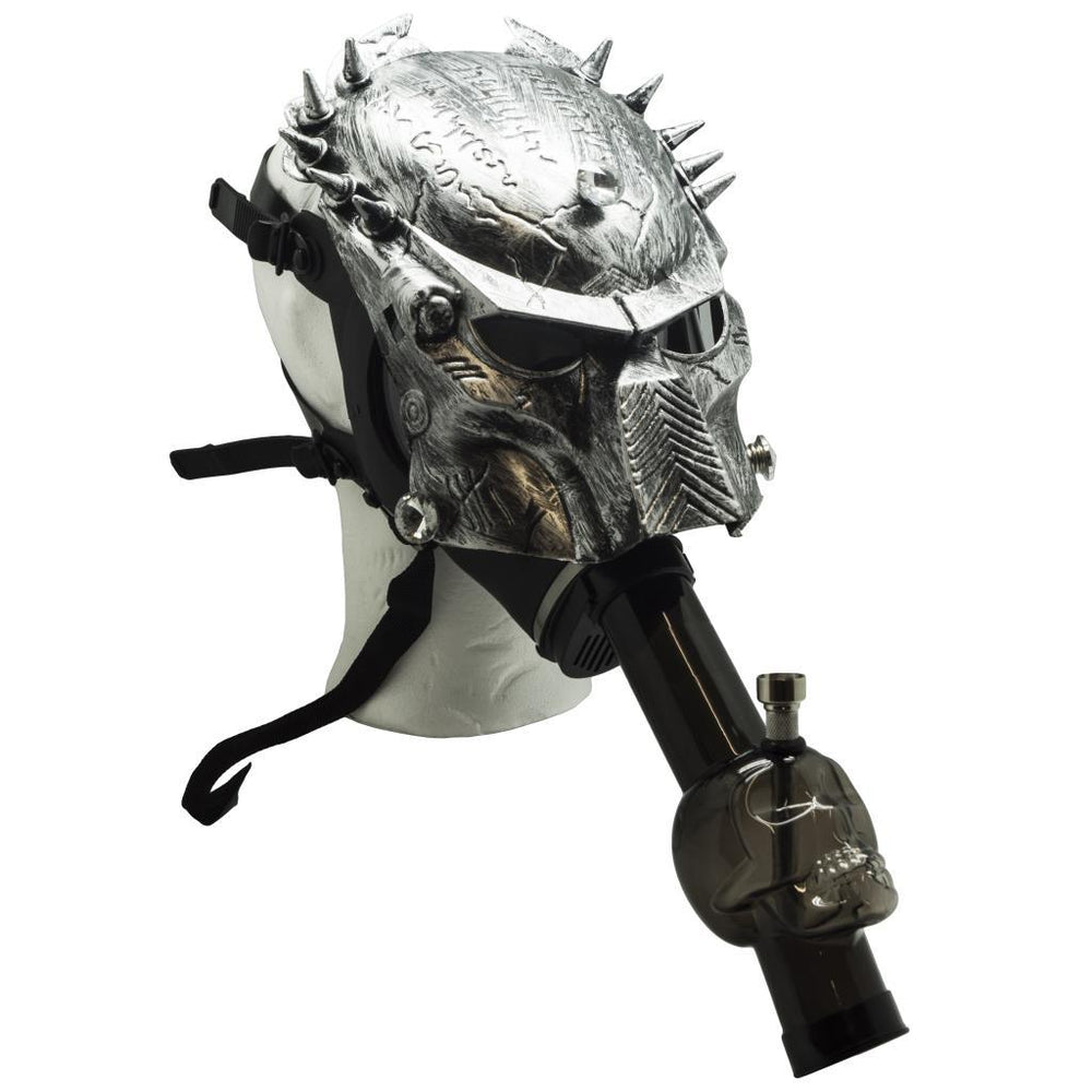 PREDATOR GAS MASK BONG