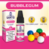 DAINTY'S 10ml - BUBBLEGUM 50/50 E-LIQUID