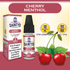DAINTY'S 10ml - CHERRY MENTHOL 50/50 E-LIQUID