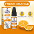 DAINTY'S 10ml - FRESH ORANGE 50/50 E-LIQUID