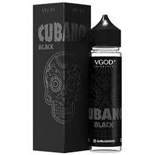 VGOD CUBANO BLACK - CIGAR 50ml E-LIQUID