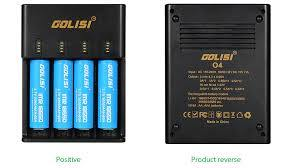 GOLISI O4 SMART FAST CHARGER