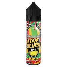LOVE SLUSH - TROPICAL - 50ml  SHORTFILL E-LIQUID