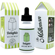 THE MILKMAN - MELON MILK BY 50ml SHORTFILL E-LIQUID