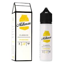 THE MILKMAN - PUDDING 50ml SHORTFILL E-LIQUID