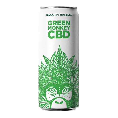 GREEN MONKEY 10mg CBD DRINK