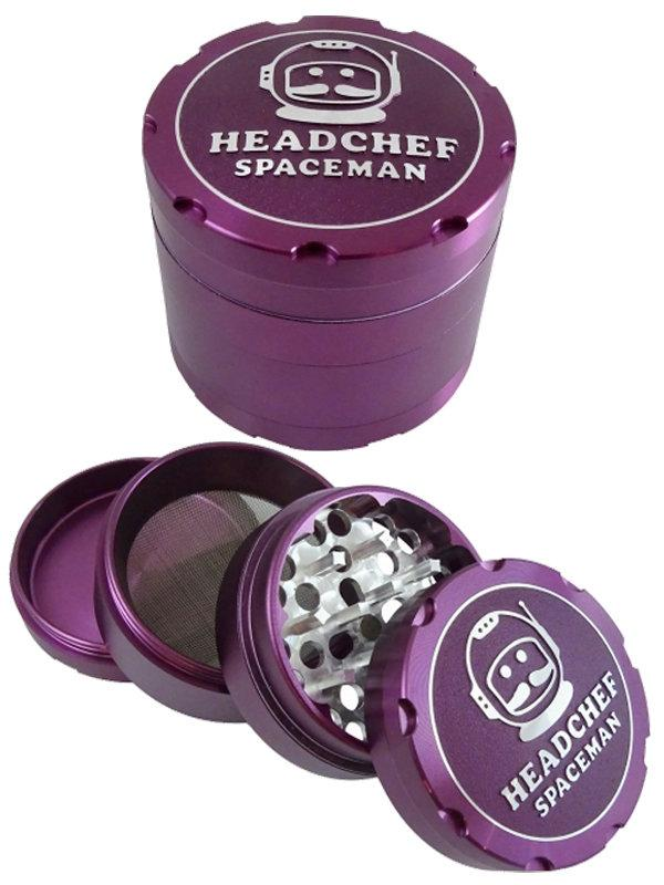 HEADCHEF SPACEMAN 55mm GRINDER