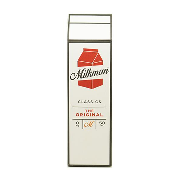 THE MILKMAN CLASSICS - THE ORIGINAL 50ml SHORTFILL E-LIQUID
