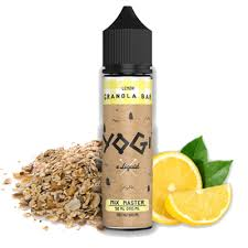 YOGI - LEMON GRANOLA 50ml SHORTFILL E-LIQUID