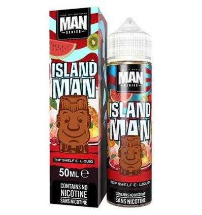 ONE HIT WONDER - ISLAND MAN SHORTFILL E-LIQUID