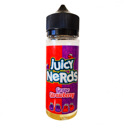 JUICY NERDS E-LIQUIDS 50ml