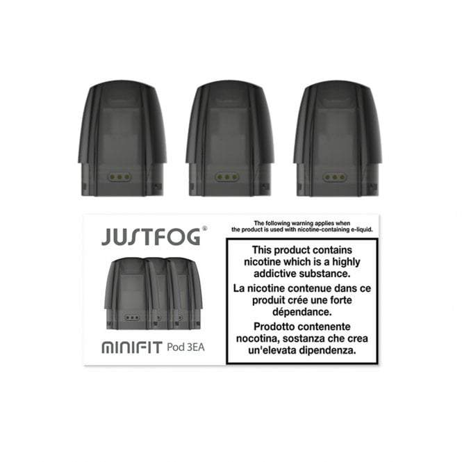 JUSTFOG MINIFIT - SPARE PODS