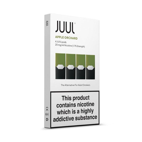 JUUL PODS - APPLE ORCHARD 18mg