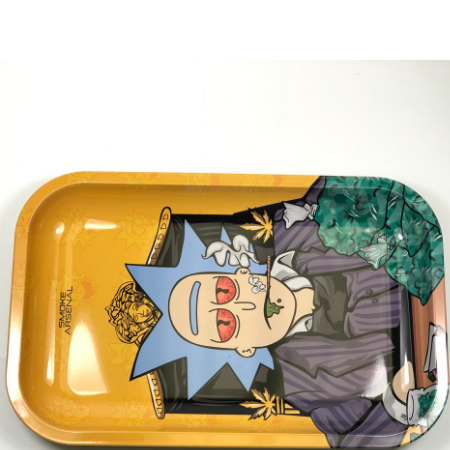 RICK AND MORTY - RICKFATHER ROLLING TRAY