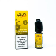 NASTY SALT - CUSH MAN 10ml NICOTINE SALT E-LIQUID