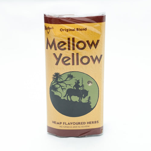 MELLOW YELLOW 35g POUCH - TOBACCO ALTERNATIVE