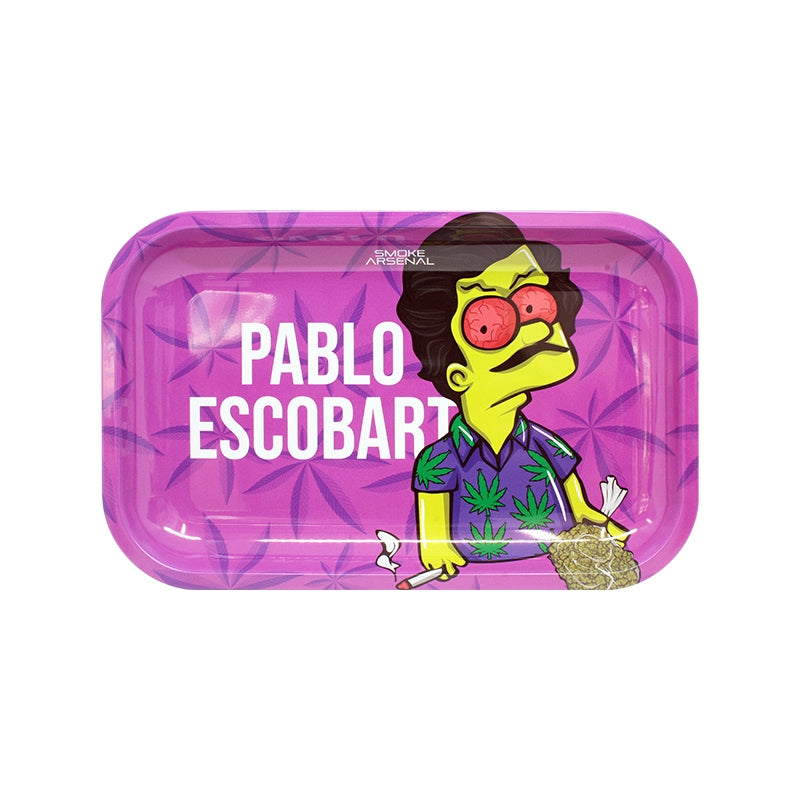 PABLO ESCOBART ROLLING TRAY