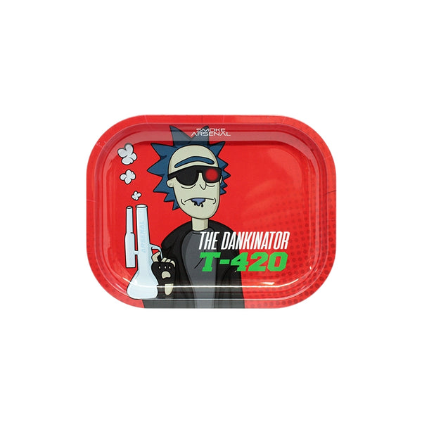 RICK AND MORTY - THE DANKINATOR ROLLING TRAY