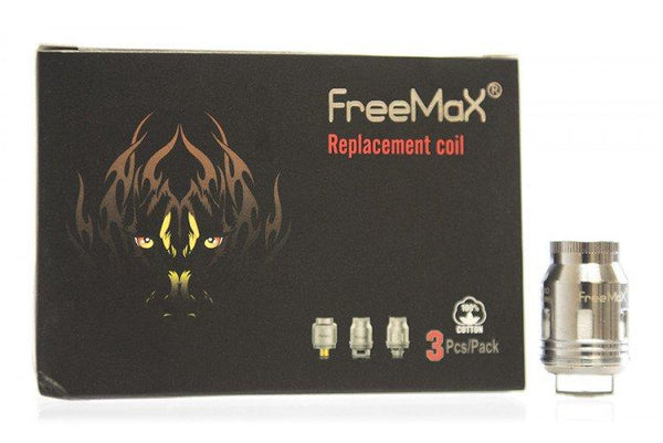 FREEMAX FIRELUKE - SS316L SINGLE MESH 0.12ohm COIL