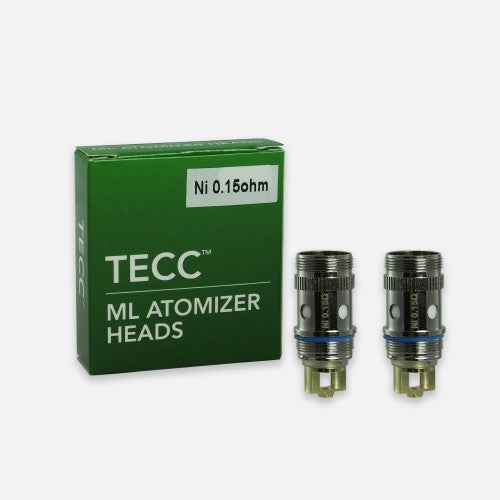 TECC ML COILS - Ni 0.15 Ohm