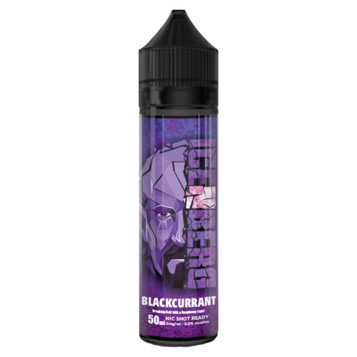 ICENBERG - BLACKCURRANT 50ml SHORTFILL E-LIQUID