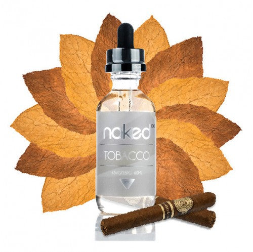 CUBAN BLEND TOBACCO BY NAKED 100 - 50ml SHORTFILL E-LIQUID