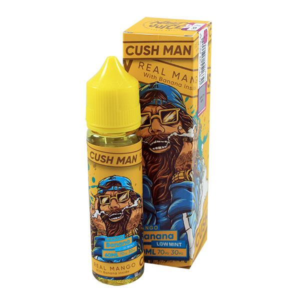 CUSH MAN - MANGO BANANA - NASTY JUICE 50ml SHORTFILL E-LIQUID