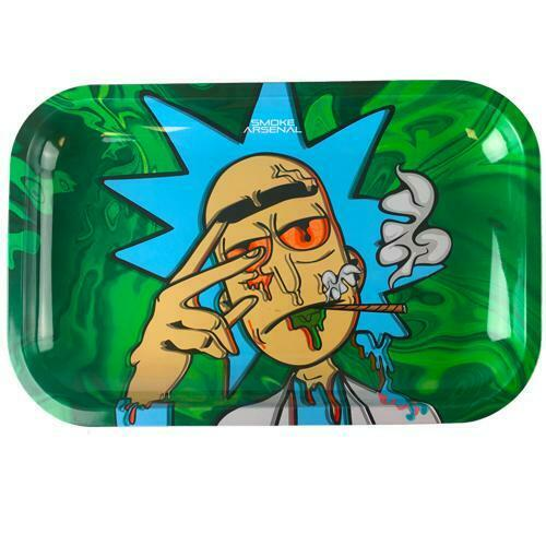 RICK DANKCHEZ - RICK AND MORTY ROLLING TRAY