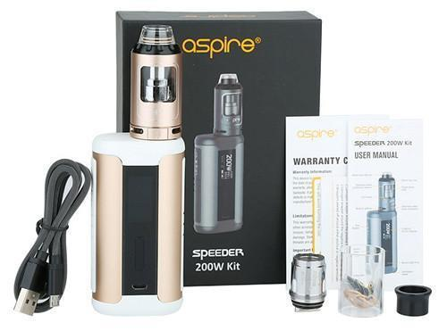ASPIRE SPEEDER KIT 200W