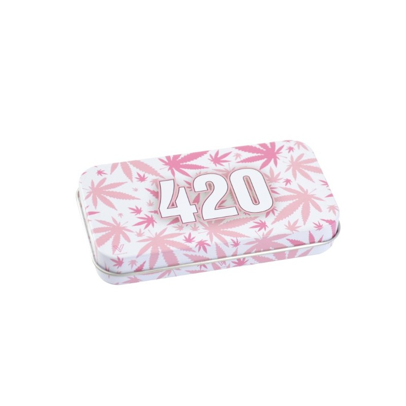420 PINK TOBACCO TIN SYNDICASE BY V SYNDICATE