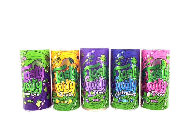 JOOSY FRUITY E-LIQUIDS 50ml