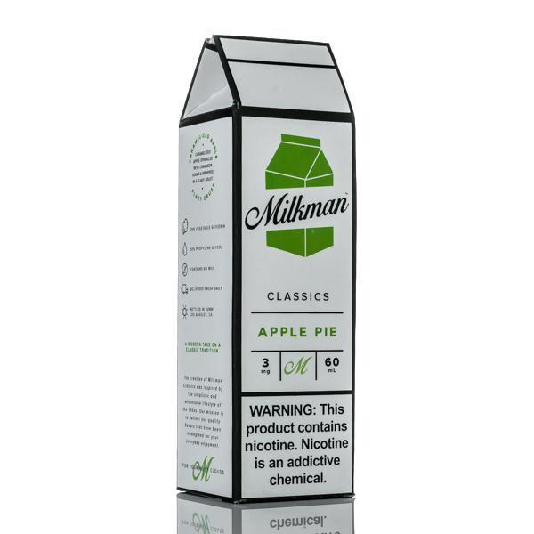 THE MILKMAN - APPLE PIE 50ml SHORTFILL E-LIQUID