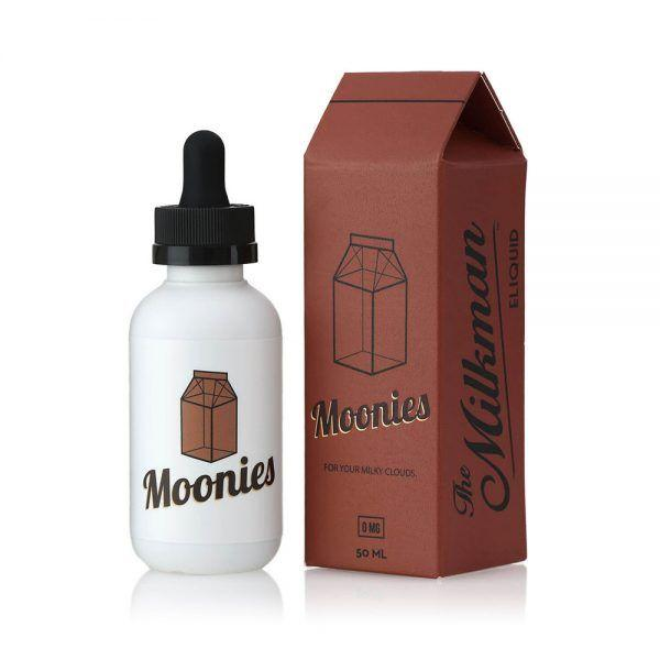 THE MILKMAN - MOONIES 50ml SHORTFILL E-LIQUID