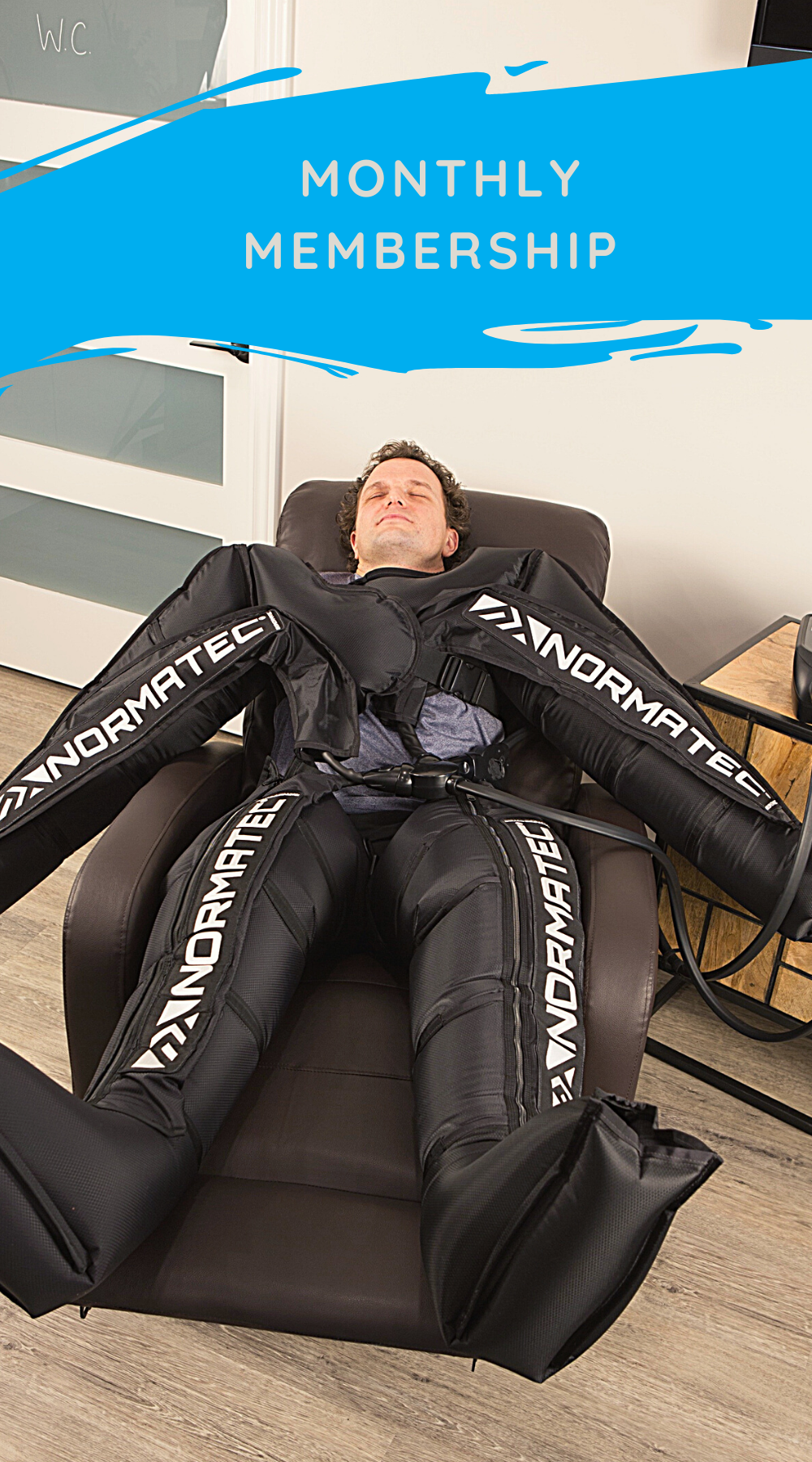 Normatec Monthly Membership