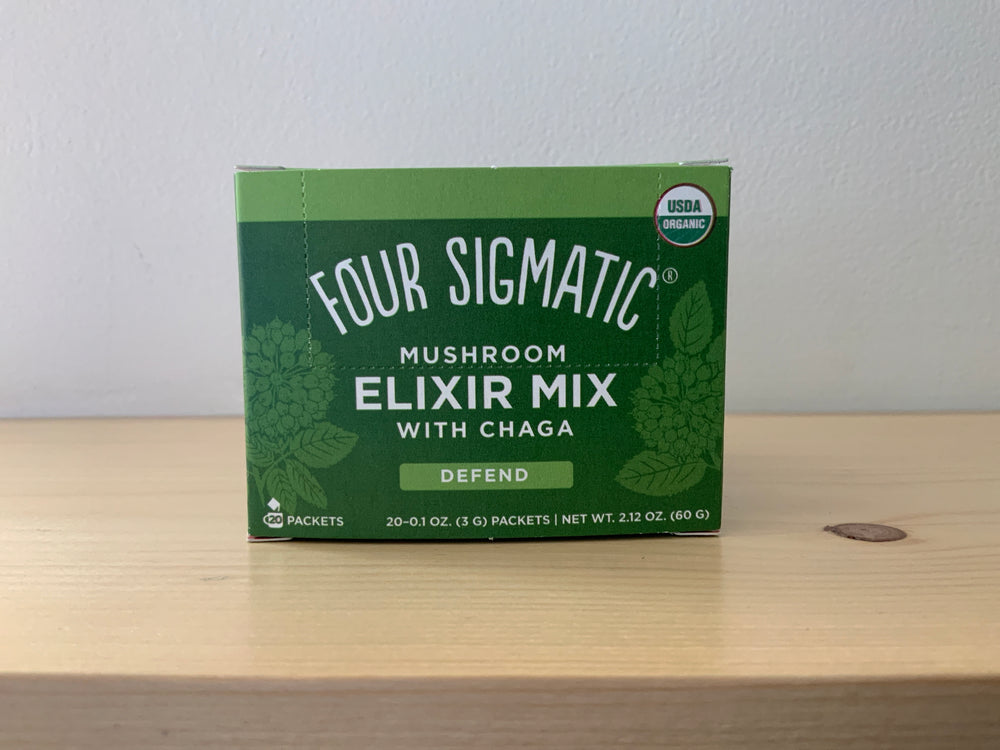 Four Sigmatic Elixirs