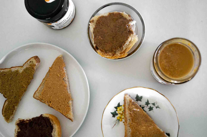 Nut Butter And Gratitude In Troubled Times