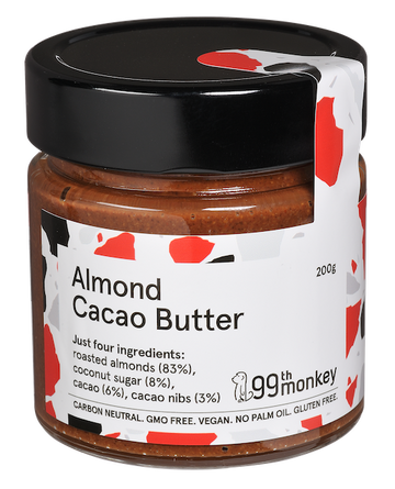 Almond Cacao Butter
