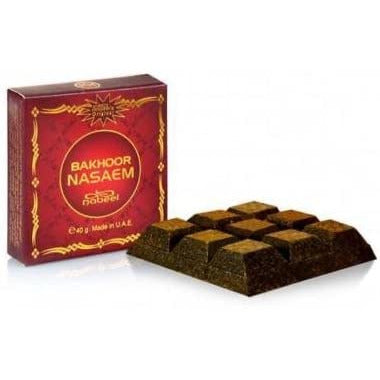BAKHOOR NASAEM INCENSE 40g BY NABEEL