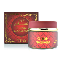 OUDH NASAEM INCENSE Volume: 60 gms