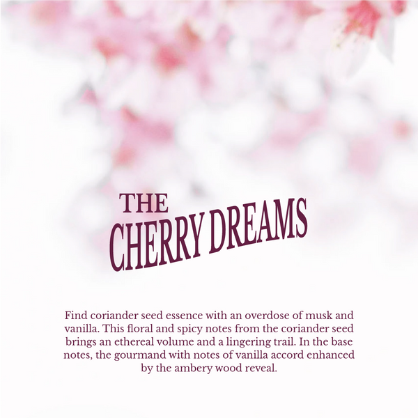 The Cherry Dreams 50ml Perfume Spray