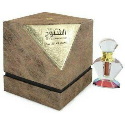 DEHN EL OOD SHUROUQ BY SWISS ARABIAN 3ML
