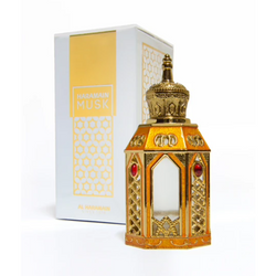 Haramain Musk 12ml BY AL HARAMAIN
