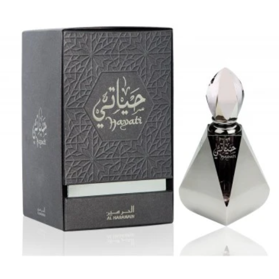 Hayati 3ml By Al Haramain Perfume oil (Premium)