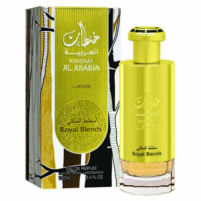 KHALTAAT AL ARABIA ROYAL BLENDS BY LATTAFA FRUITY