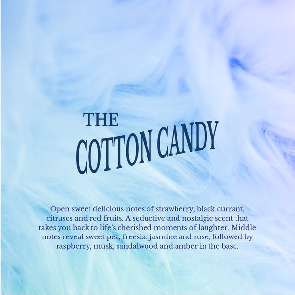 The Cotton Candy Perfume Spray 50ml