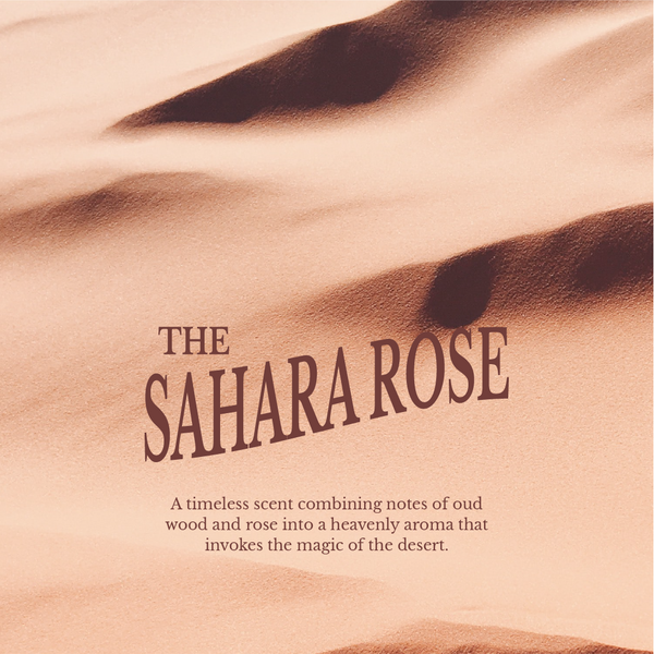The Sahara Rose 50ml Perfume Spray